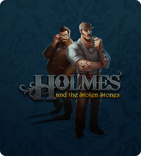 HOLMES THE STOLEN STONES